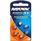Rayovac Acoustic Special hörapparatsbatteri PR48 13AP 6-pack