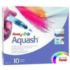 Pentel Aquash Crayon and Water Brush