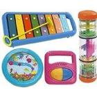 Halilit Little Hands Music Band Musical Instrument Gift Set