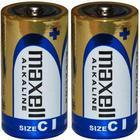 Maxell Batteri Alkaline 2st LR14/C