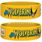 Marvel Wolverine Rubber Wristband