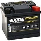 Tudor gelbatteri Fritidsbatteri 40Ah GEL Tudor Exide GEL ES450
