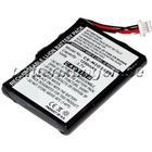 Batterikungen Batteri till Mitac Mio 138 mfl