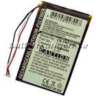 Batterikungen Batteri till TomTom Go 530 mfl