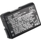 Batterikungen Batteri till Nikon som ersätter EN-EL14 - Full decode