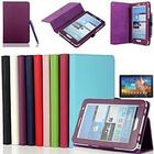 Mini in the Box Samsung Tab 2 7.0 (P3100/P3110) compatible Solid Color PU Leather Full Body Cases/Cases with Stand(Assorted Color)