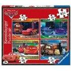 Disney Ravensburger Disney Cars (Pack of 4)