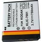Kodak Ersättningsbatteri KLIC-7001