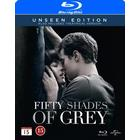 Fifty shades of Grey: Unseen edition (Blu-Ray 2014)