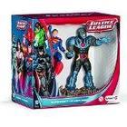 Schleich Superman Vs Darkseid Scenery Pack