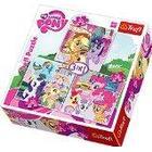 Trefl 916 34190 3-in-1 My Little Pony Puzzle