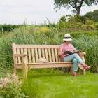 Alexander Rose Trädgårdsbänk Royal Park