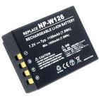 Fujifilm NP-W126 ersättningsbatteri