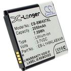Samsung Samsung Galaxy Express / GT-I8730 mfl ersättningsbatteri 2050 mAh