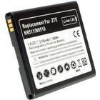 ZTE ZTE Boost WARP 4G mfl ersättningsbatteri