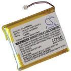 Jabra Batteri till Jabra Pro 9470, 3.7V (3.6V), 230 mAh