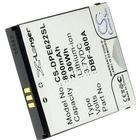 Doro Batteri till Doro PhoneEasy 520x, 3.7V, 800 mAh
