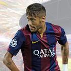 Tapetdeko Neymar Wallstickers