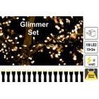 Lightson LED Julbelysning Glimmer Garden Plug & Play (12 V), Komplett Paket