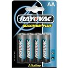 Rayovac Maximum PLUS AA, (R6), 4 st