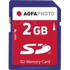 AgfaPhoto SD Kort            2GB 133x Premium