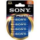 Sony Stamina Platinum AM3PT-B4D - batteri - A