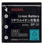 SIGMA BP-31 - kamerabatteri - Li-Ion