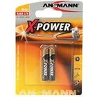 ANSMANN X-POWER Mini AAAA - batteri - AAAA - alk