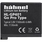 Hähnel HL-GP401 - batteri för videokamera - Li-