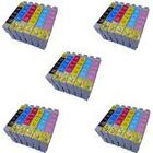 Prestige Cartridge T0801-T0806 Compatible Ink Cartridges for Epson Stylus Photo P50, PX650, PX660, PX700W, PX710W, PX720WD, PX800FW, PX810FW, PX820FWD, PX830FWD, R265, R285, R360, RX560, RX580, RX585, RX685 - Black/Cyan/Magenta/Yellow/Light Cyan/Light Ma