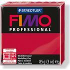 Fimo Professional Dark Red 85g