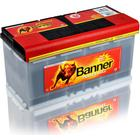 Banner Bilbatterier Bilbatteri 12V 100Ah Banner Power Bull PRO P10040