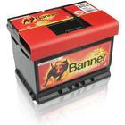 Banner Bilbatterier Bilbatteri 12V 80 Ah Banner Power Bull P8009
