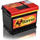 Banner Bilbatterier Bilbatteri 12V 62 Ah Banner Power Bull P6219