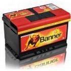 Banner Bilbatterier Startbatteri 12V 72 Ah Banner Power Bull P7209