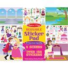 Melissa & Doug 5 Slottsmiljöer Sticker Set