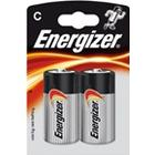 ENERGIZER Classic Batteri C/LR14, 2-pack