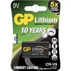 GP BATTERIES GP CRV9SD-2U1 9V Lithium GP-CR-V9