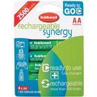 Hähnel AA Synergy Uppladdningsbart Batteri