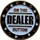 Card Guard - Dealer Button