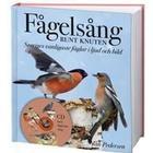 Fågelsång runt knuten: Sveriges vanligaste fåglar i ljud och bild (Inbunden, 2013)