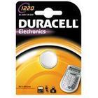 Duracell Batteri Knapp, 3V,olika smaker.  CR1220