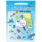 Barbo Toys Smølferne Stickers skole