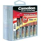 Camelion Batteri R3 (AAA) Alkaliskt Camelion LR03 1250 mAh 1.5 V 24 st