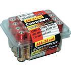 Camelion Batteri R3 (AAA) Alkaliskt Camelion LR03 1.5 V 24 st