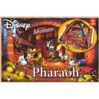 Disney Mickey's Adventures 'the Curse Of The Pharaoh' Spatial' Board Game