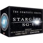 Stargate SG-1 collection: Säsong 1-10 + 2 film (DVD 2010)
