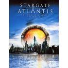 Stargate Atlantis collection: Säsong 1-5 (DVD 2004-2008)