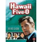Hawaii five-0: Säsong 1 (DVD 2008)