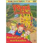 Pippi Långstrump: Buskul på marknaden (DVD 1997)